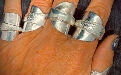 History of Spoon Rings