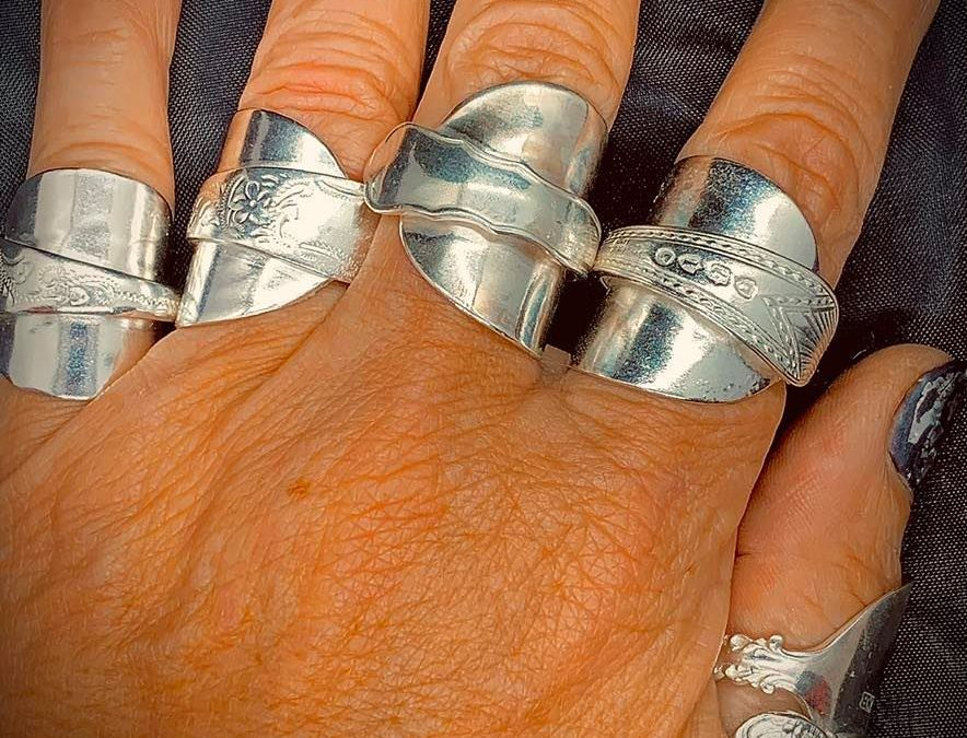 History of Spoon Rings
