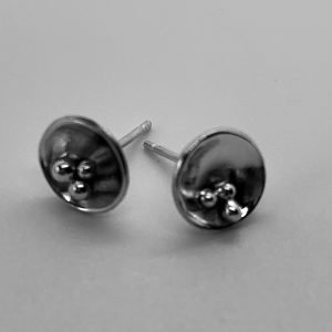 Bowl earrings