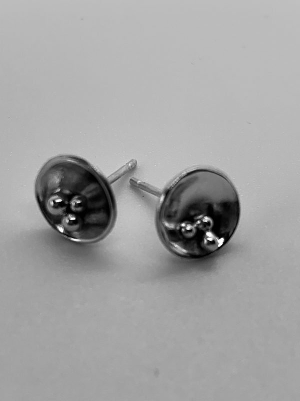 Bowl earrings