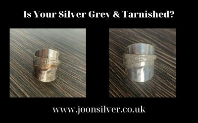 Is your silver looking a bit grey and tarnished?